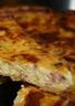 Tarte fondante aux poireaux et jambon