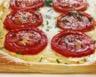 Tarte légère à la ricotta et tomate facile
