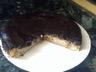 Tarte noix de coco-chocolat de Sido