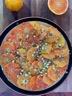 Ma recette de tarte orange sanguine - pistache - Laurent Mariotte