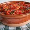 Tarte salée aux tomates et pommes de terre