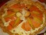 Tarte saumon asperges et chèvre