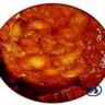 Tarte tatin pommes et mangues