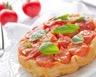 Tarte tatin tomates cerises et chèvre
