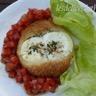 Tartelette au fromage de chèvre et ses tomates au balsamique