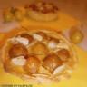 Tartelette de mirabelles à la crème d'amandes