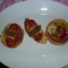 Tartelettes à la crème pâtissière et aux fruits