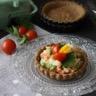 Tartelettes à la tapenade et aux légumes