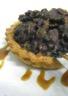 Tartelettes au caramel au beurre salé noix et chocolat