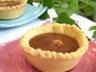 Tartelettes aux amandes chocolat & caramel crémeux de Carambars