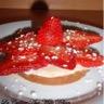 Tartelettes aux fraises spéculoos et chocolat blanc