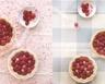 Tartelettes aux framboises et crème pâtissière