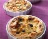 Tartelettes aux pommes de terre et au fromage frais