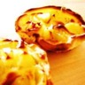 Tartelettes aux pommes et fromage frais