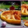 Tartelettes aux pommes noix et confiture de lait