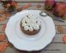 Tartelettes aux pommes spéculoos et sa mousse de mascarpone vanillée