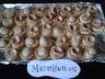 Tartelettes de boudin blanc à la pomme