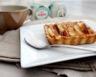 Tartelettes de crottin de chèvre Rians aux pommes caramélisées et miel de Bretagne