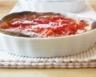Tartelettes sucrées aux tomates et à la crème d'amandes