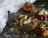 Tartelettes Tatin de foie gras