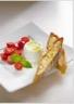 Tartine de faisselle de chèvre tomates et basilic