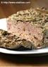 Terrine de canard au foie gras et aux cèpes