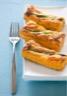 Terrine de carottes aux asperges