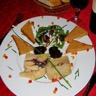 Terrine de foie gras mi-cuit au Muscat Armagnac et figues
