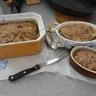 Terrine de lapin au foie gras et échalotes