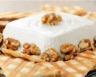 Terrine de roquefort aux fruits secs et aux poires