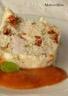 Terrine légère de poulet aux tomates confites et basilic