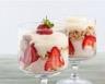 Tiramisu aux fraises et chocolat blanc fait maison