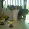 Tiramisu aux poires et au chocolat blanc
