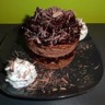 Tiramisu de risotto chocolat - vanille