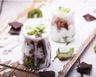 Tiramisu kiwi-chocolat