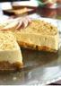 Tiramisu pêches pain d'épices fromage blanc en faisselle