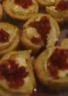 Toast de chèvre et poivrons