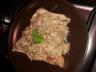 Toasts aux champignons à la crème