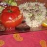 Tomates farcies Viroises