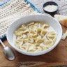 Tortellini dans leur bouillon