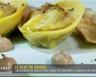 Tortellini ris de veau et cèpes carpaccio de cèpes sauce de foie gras rôti