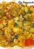 Torti express aux légumes du soleil avant l'automne