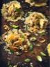 Ma recette de tuiles de parmesan et champignons - Laurent Mariotte