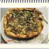 Une tarte champignons et pommes de terre savoureuses