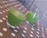 Velouté au brocolis et noisettes