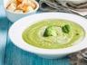 Velouté brocolis et pommes de terre