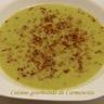 Velouté de brocolis au boursin ail et fines herbes