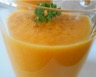 Velouté de butternut & carotte