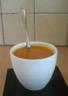 Velouté de courge butternut à la crème de soja