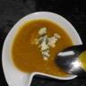 Velouté de fenouil épicé au roquefort